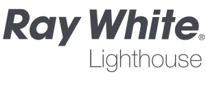 ray white lighthouse logo
