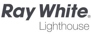 ray white lighthouse logo