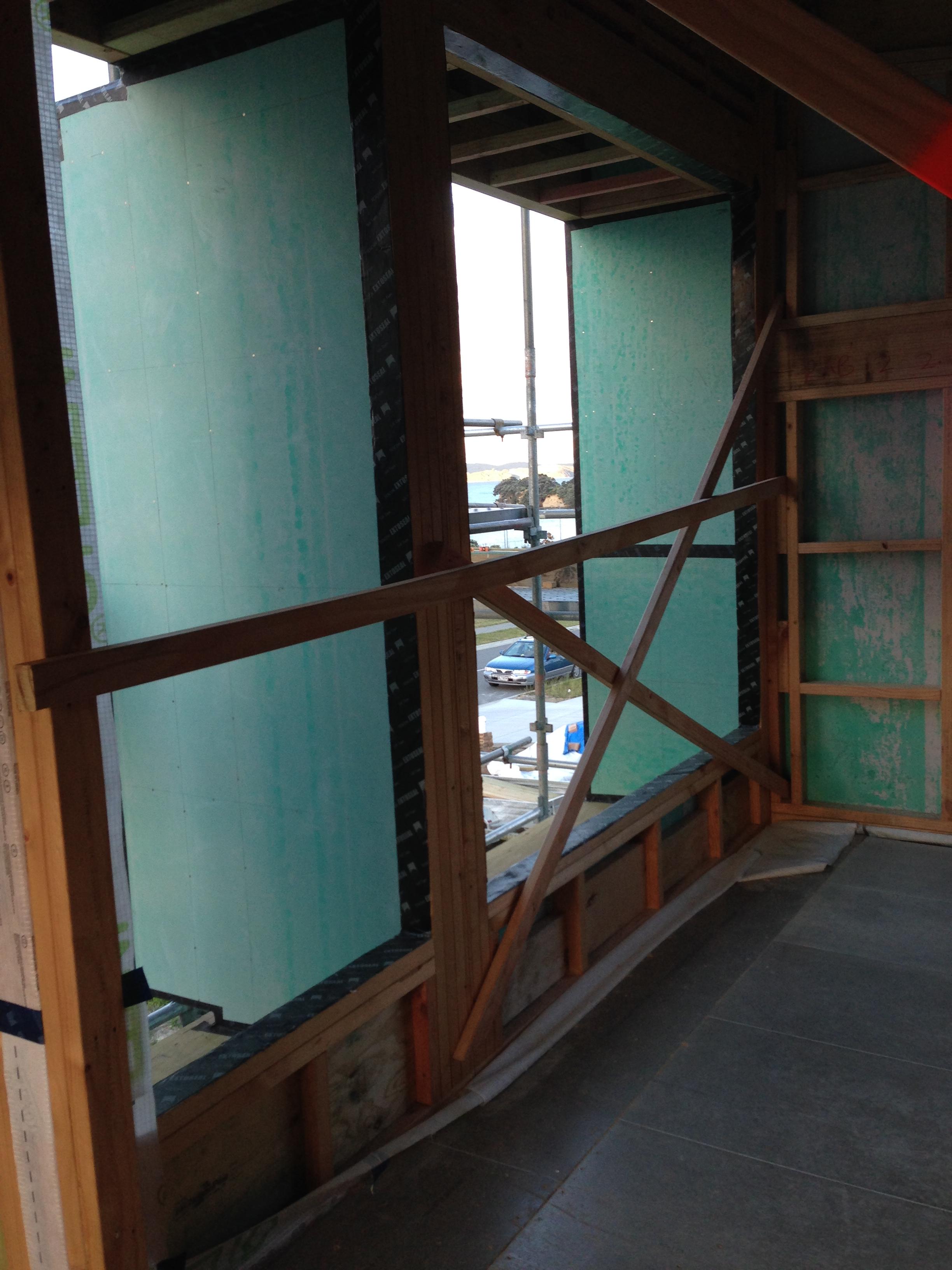 Photos dec 13 ideal house new zealand for Wallside windows